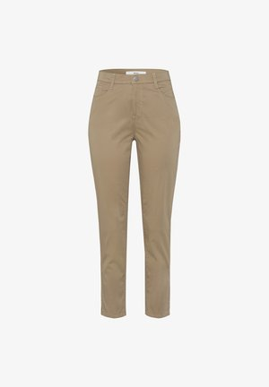 STYLE MARY S - Slim fit jeans - khaki