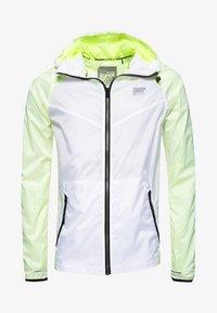 Superdry - Waterproof jacket - white - 4