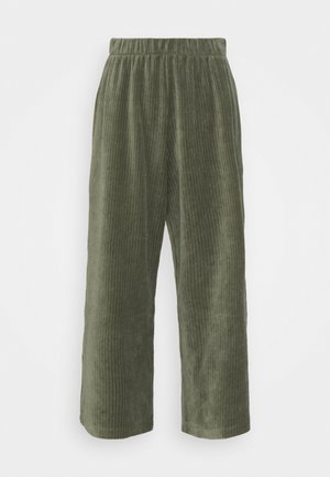 CORIE TROUSERS - Trousers - green