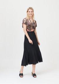 Dea Kudibal - ERICA - A-line skirt - black - 0