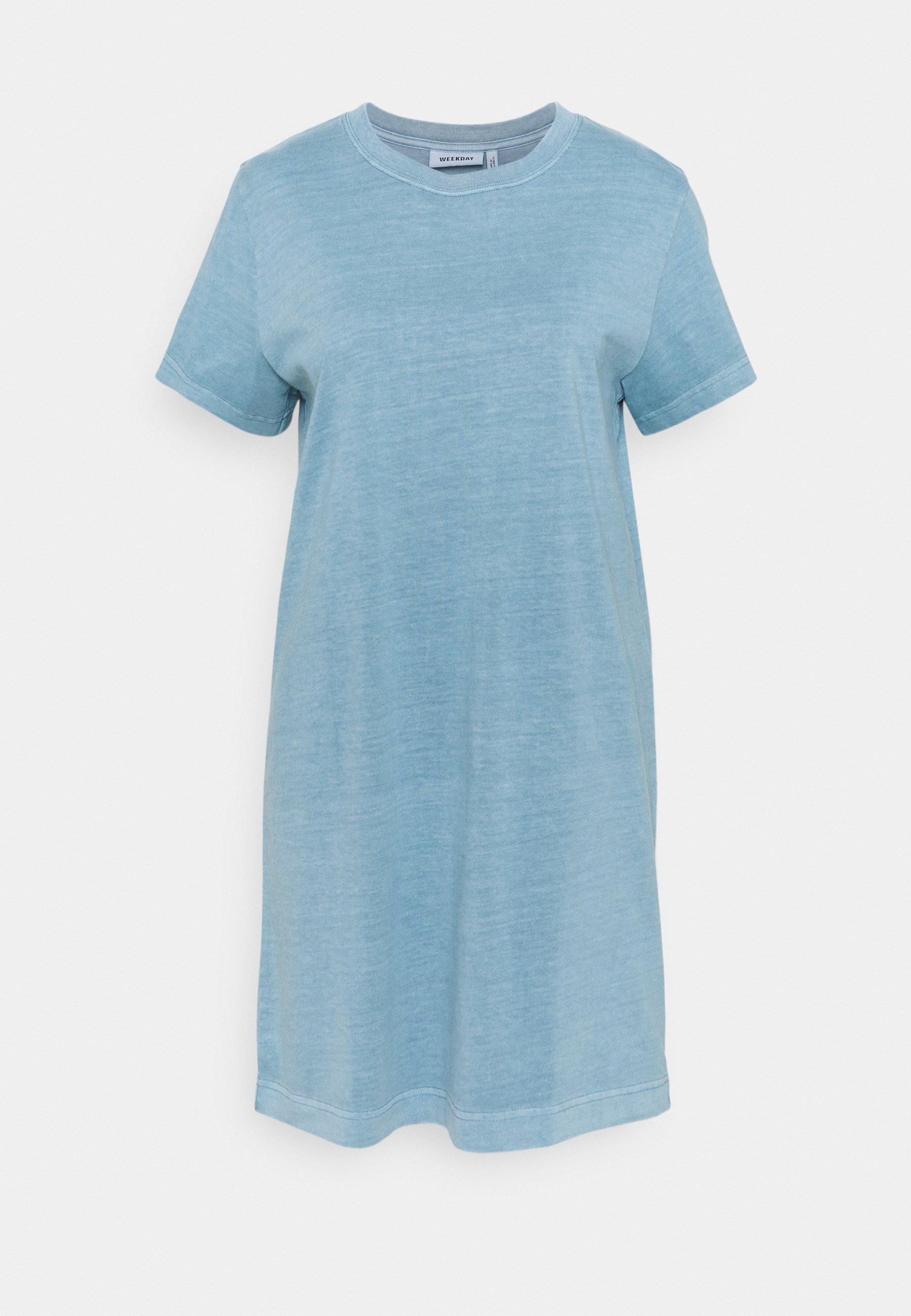 Women CLOVER DRESS - Jersey dress