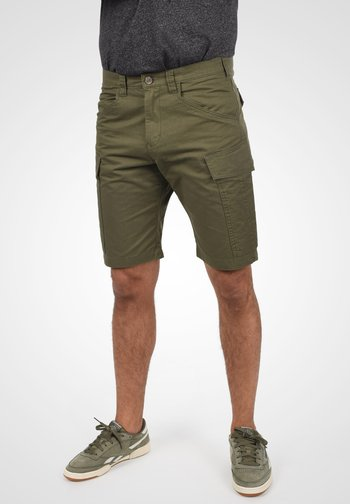 Cargo trousers - dusty olive