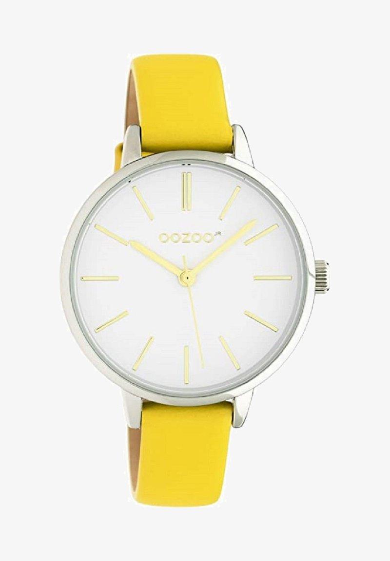 OOZOO - Watch - gelb