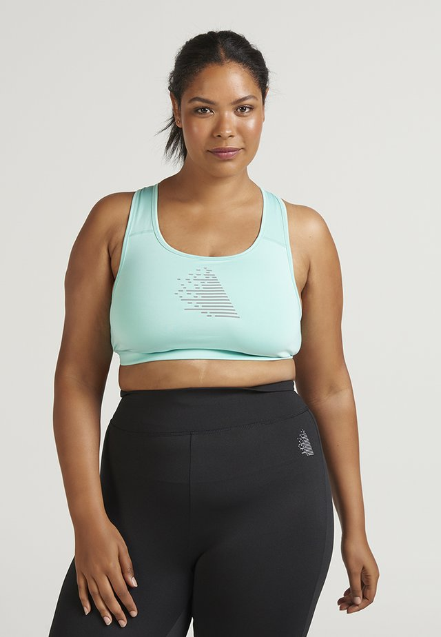 ADORY BRA - Sports bra - aruba blue