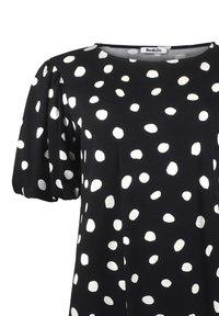 Ro&Zo - Print T-shirt - black - 4
