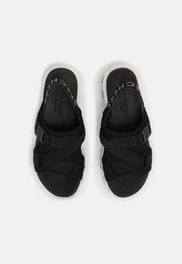 Skechers Sport - DADDY - Sandals - black - 4