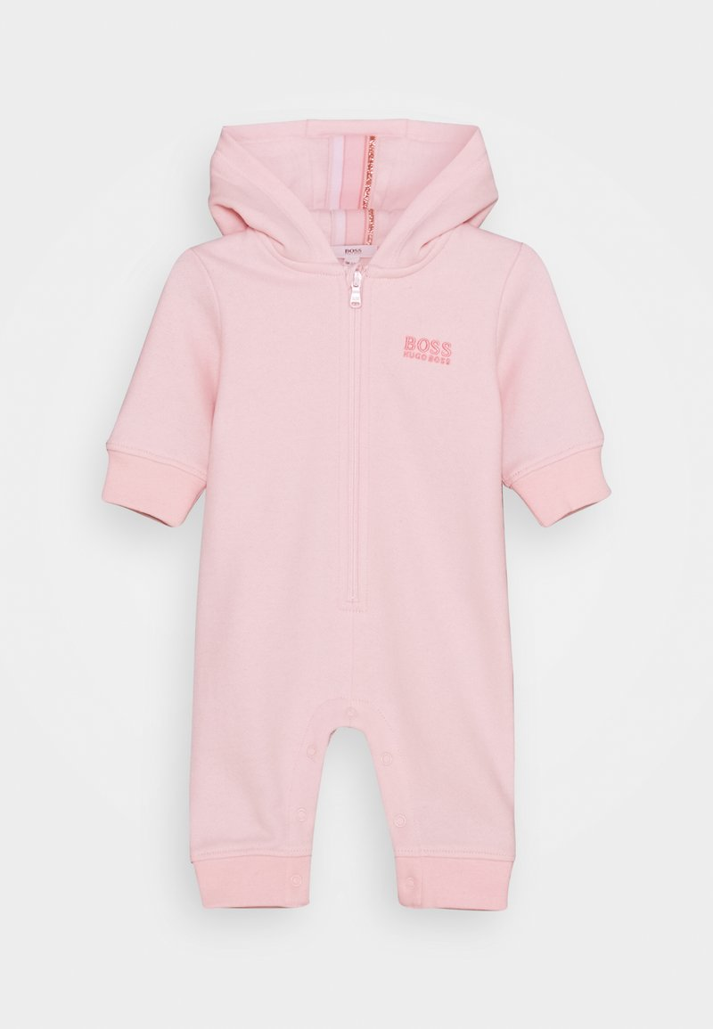 BOSS Kidswear - ALL IN ONE BABY - Combinaison - pinkpale