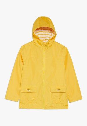 PARKA AUDIERNE KIDS - Waterproof jacket - jaune