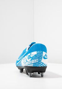 Nike Performance - VAPOR 13 ACADEMY SG-PRO AC - Screw-in stud football boots - blue hero/white/obsidian - 3