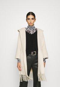 RIANI - Classic coat - marble - 0