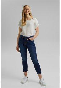 Esprit - MR CAP - Jeans Skinny Fit - blue dark washed - 1