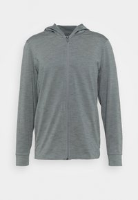 Nike Performance - Chaqueta de entrenamiento - smoke grey/iron grey - 5