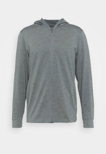 Training jacket - smoke grey/iron grey