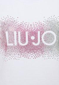 Liu Jo Jeans - Printtipaita - bianco - 4