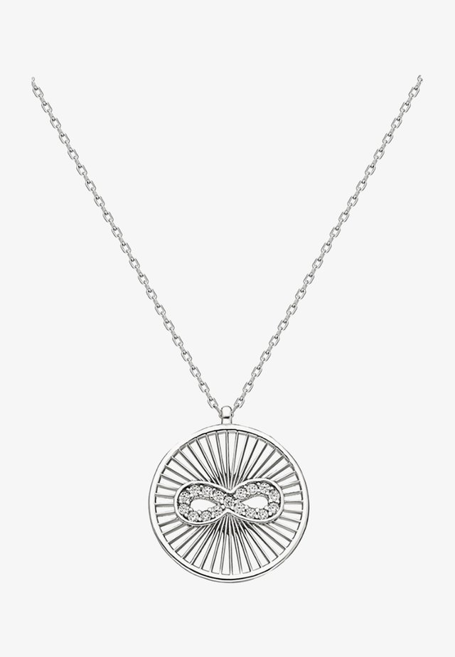 COIN INFINITY - Necklace - silber