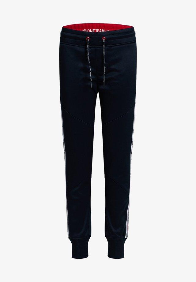 BIKERDETAILS - Pantaloni sportivi - navy blue