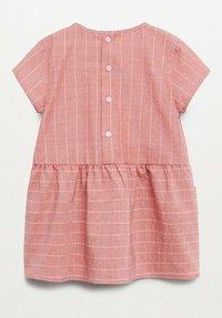 Mango - ROBE - Day dress - rose pastel - 1