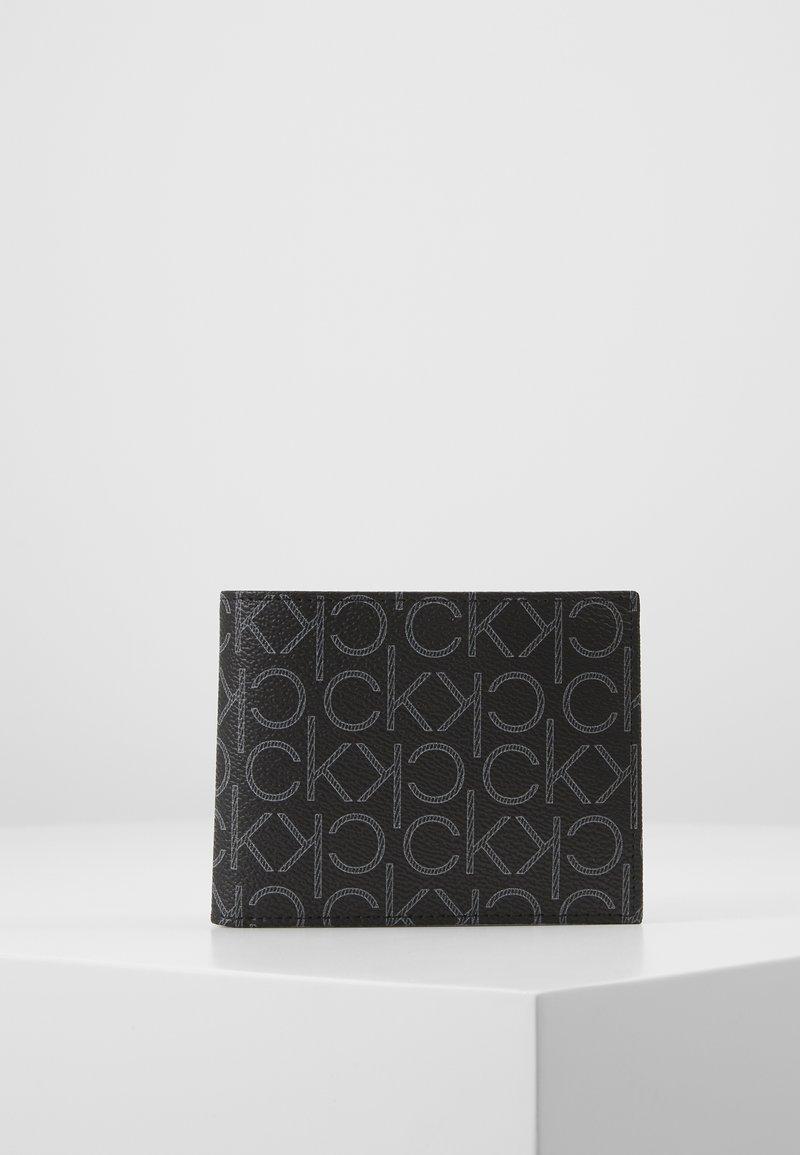 Calvin Klein - NEW MONO COIN - Wallet - black