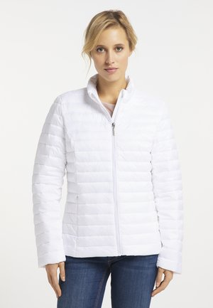 Winter jacket - weiss