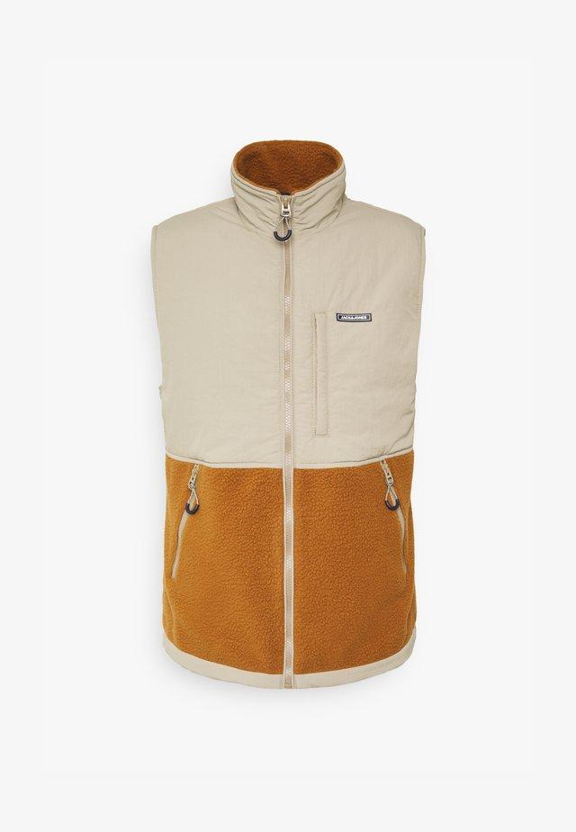 JOREDDY BODYWARMER - Vest - rubber