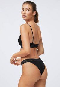 OYSHO - Triangel BH - black - 1
