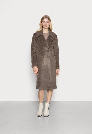 YASVICANA COAT  - Classic coat - dark brown