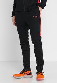 Nike Performance - DRY ACADEMY SUIT SET - Tracksuit - black/ember glow - 2