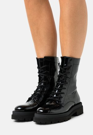 SHADE - Platform ankle boots - giant