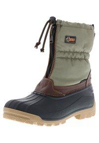 Vista - Winter boots - jute - 2