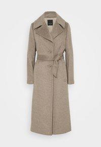 Sand Copenhagen - CLARETA BELT - Classic coat - camel - 0