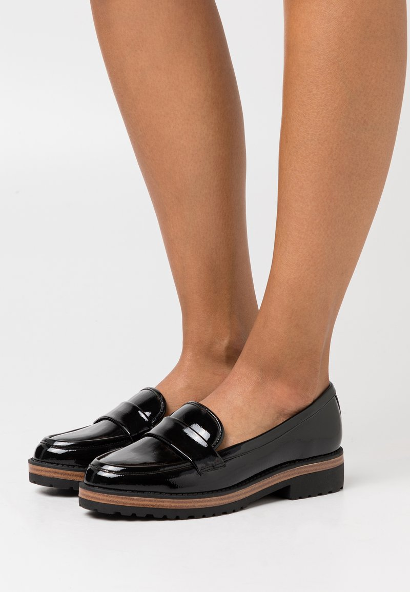 Call it Spring - VAVA - Mocassins - black