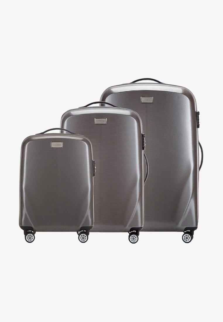 Wittchen - Wheeled suitcase - grey