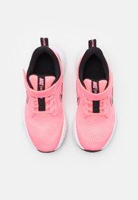 Nike Performance - REVOLUTION 5 UNISEX - Neutral running shoes - sunset pulse/black/white - 3
