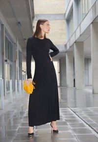 House of Dagmar - KIM - Maxi dress - black - 2