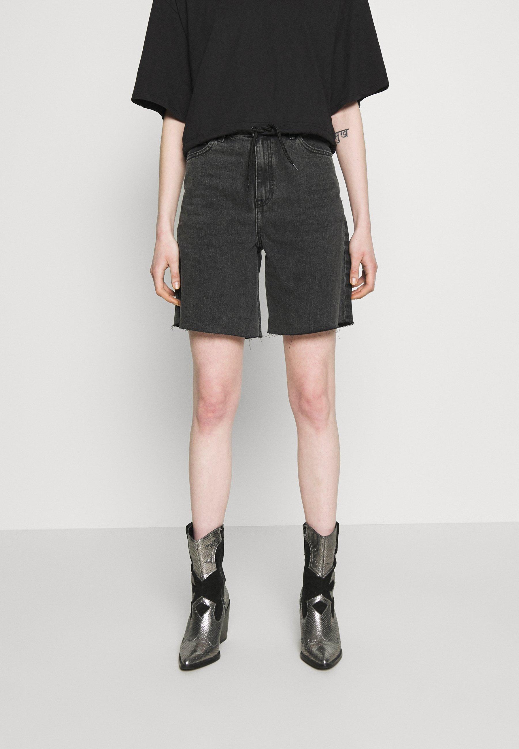 Women MEJA - Denim shorts