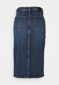 Tommy Hilfiger - PENCIL SKIRT LUCY - Pencil skirt - stone blue denim - 1