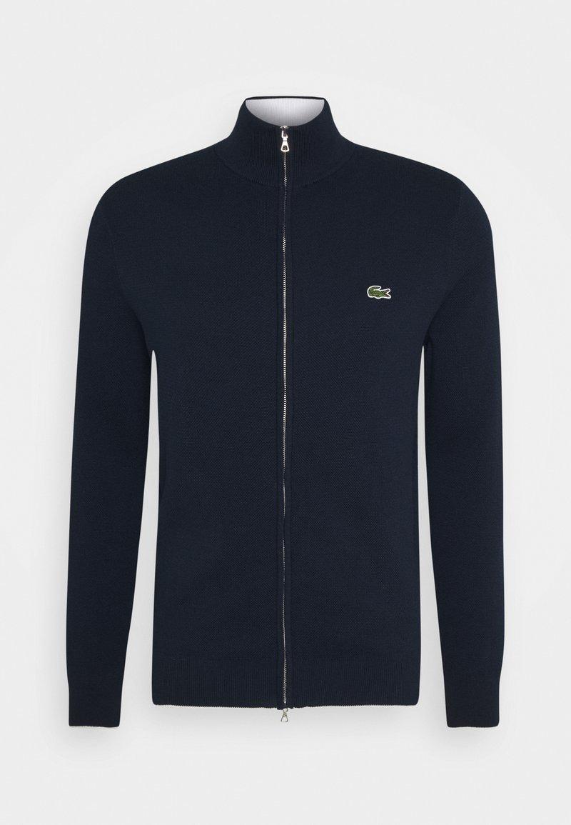 Lacoste - Cardigan - navy blue