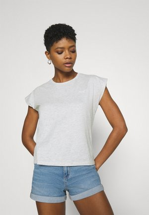 BLOOM - Basic T-shirt - grey marl