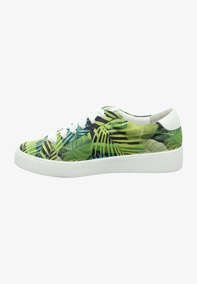 LILLI - Sneakers laag - grün-kombi