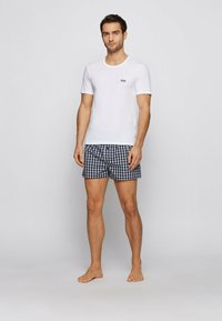 BOSS - 2 PACK - Pyjama bottoms - dark blue - 1