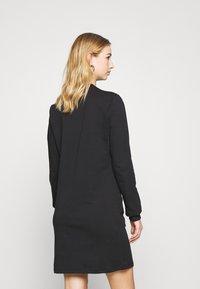 Nly by Nelly - SLIT DRESS - Day dress - black - 2