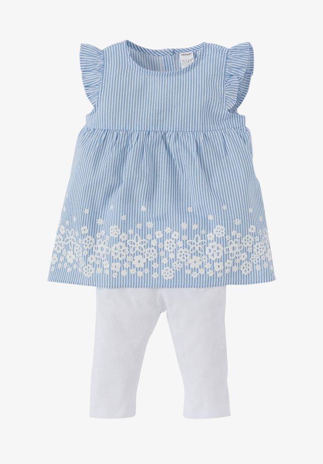 SET - Pantaloni - white