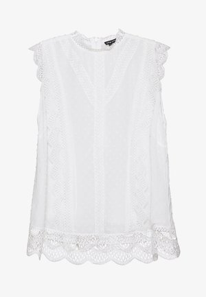 FOLLY - Blouse - ivory