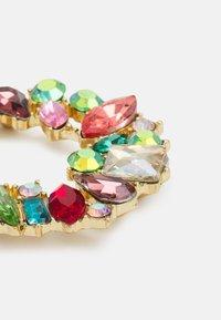 ONLY - ONLDEMY STONE EARRING - Earrings - gold-coloured/multi colour - 2
