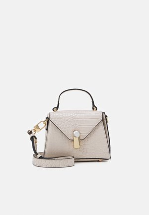 TRIANGLE MINI - Handbag - stone