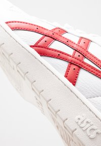 ASICS SportStyle - JAPAN UNISEX - Sneakers - white/speed red - 5