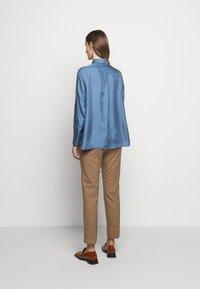 WEEKEND MaxMara - VADIER - Button-down blouse - azurblau - 2
