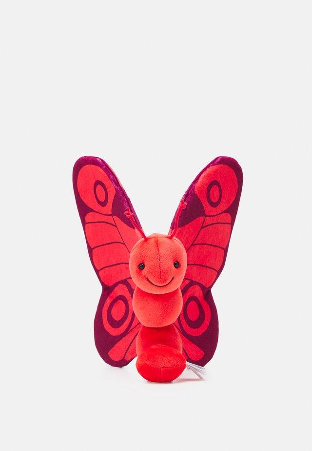 BREEZY BUTTERFLY POPPY - Knuffel - red