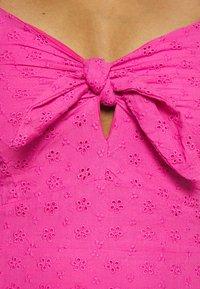 Trendyol - Day dress - pink - 4