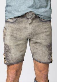 Stockerpoint - ALOIS - Shorts - rauch geäscht - 3